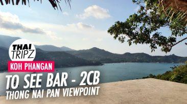 2 See Bar (2cb), Thong Nai Pan Yai, Koh Phangan, Thailand