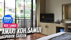 Amari Resort, Room 5224, Chaweng Beach, Koh Samui, Thailand