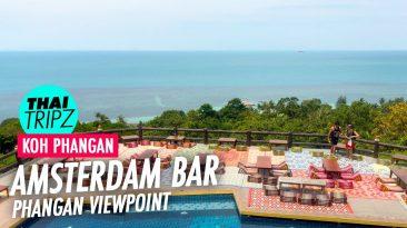 Amsterdam Bar, Koh Phangan Viewpoint, Thailand - THAITRIPZ