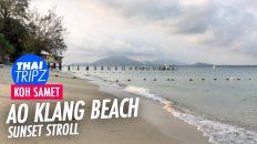 Ao Klang Beach, Koh Samet, Thailand