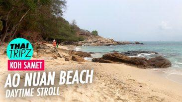Ao Nuan Beach - Koh Samet, Thailand - THAITRIPZ