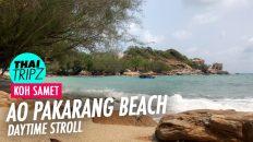 Ao Pakarang Beach - Koh Samet, Thailand - THAITRIPZ