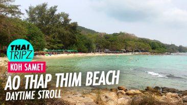 Ao Thap Thim Beach - Koh Samet, Thailand - THAITRIPZ