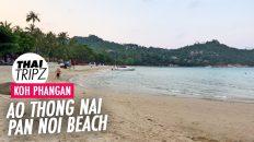 Ao Thong Nai Pan Noi Beach, Koh Phangan, Thailand