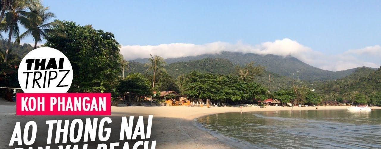 Ao Thong Nai Pan Yai Beach, Koh Phangan, Thailand