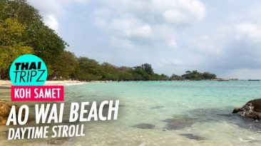 Ao Wai Beach - Koh Samet, Thailand - THAITRIPZ