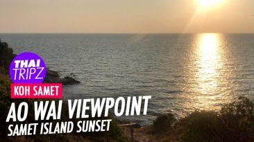Ao Wai Sunset Viewpoint - Koh Samet, Thailand - THAITRIPZ