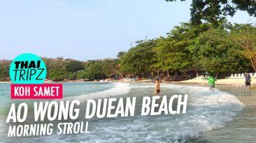 Ao Wong Duean Beach - Koh Samet, Thailand - THAITRIPZ