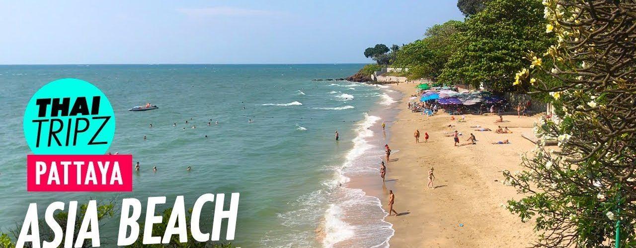Asia Beach - Pattaya, Thailand - THAITRIPZ
