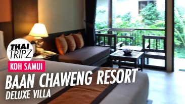 Baan Chaweng Beach Resort & Spa, Room 217, Koh Samui, Thailand