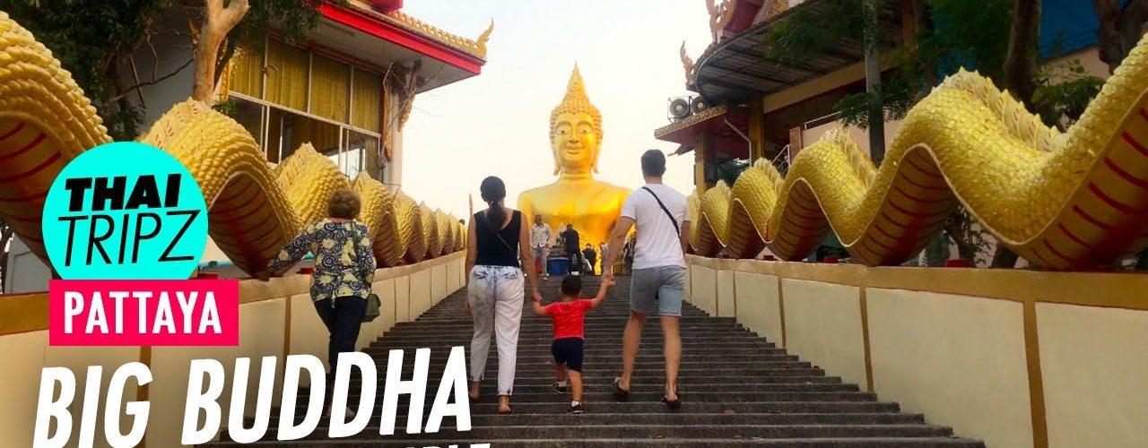 Big Buddha - Pattaya, Thailand - THAITRIPZ