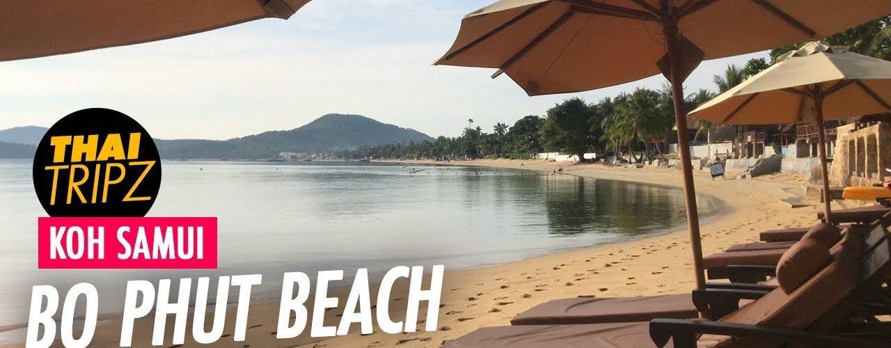 Bophut Beach, Morning, Koh Samui, Thailand