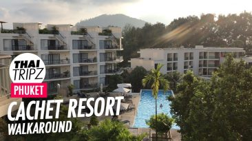 Cachet Resort Dewa Phuket, Nai Yang Beach, Walk around, Thailand
