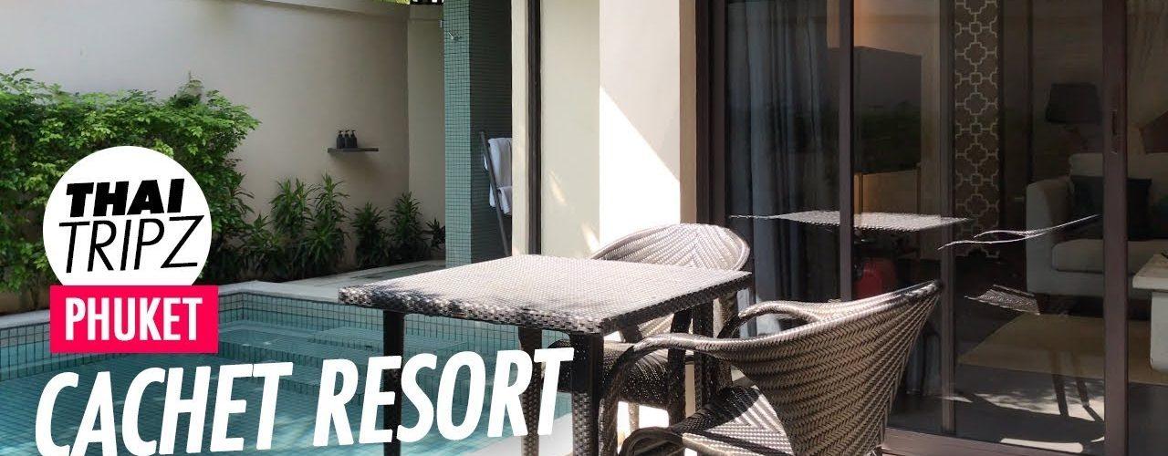 Cachet Resort Dewa, Pool Villa, Nai Yang Beach,Phuket