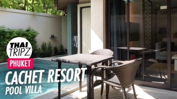 Cachet Resort Dewa, Pool Villa, Nai Yang Beach,Phuket