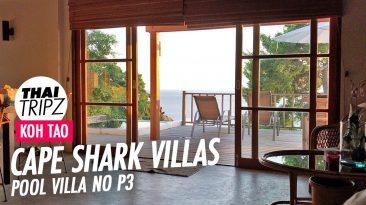 Cape Shark Villas, Villa P3, Koh Tao, Thailand
