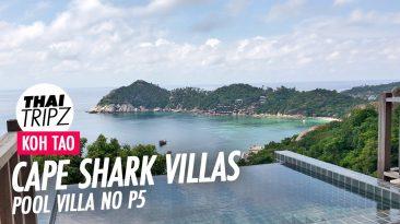 Cape Shark Villas, Villa P5, Koh Tao, Thailand