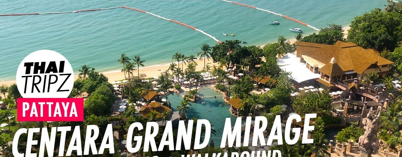 Centara Grand Mirage Beach Resort - Pattaya, Thailand - THAITRIPZ