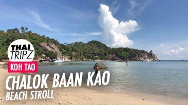 Chalok Baan Kao Beach, Koh Tao, Thailand