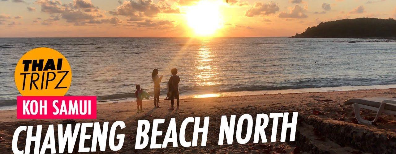 Chaweng Beach North End, Morning, Koh Samui, Thailand - THAITRIPZ
