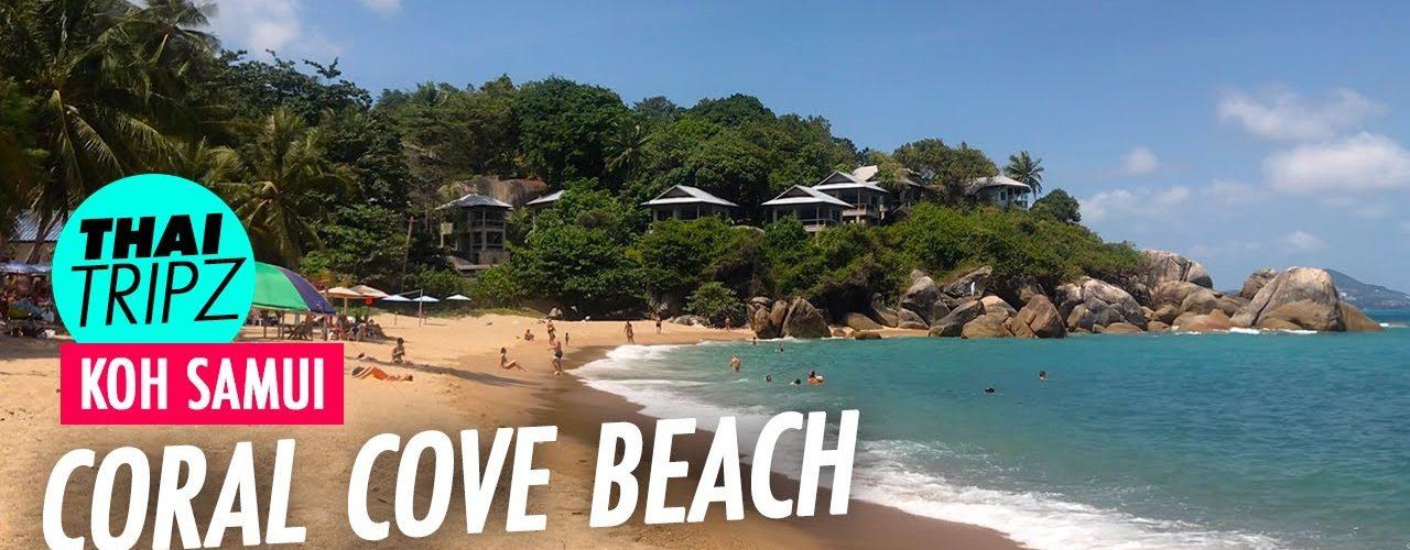 Coral Cove Beach, Koh Samui, Thailand - THAITRIPZ