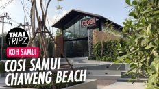 Cosi Chaweng Beach, Koh Samui, Thailand