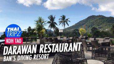 Darawan Restaurant, Koh Tao, Thailand