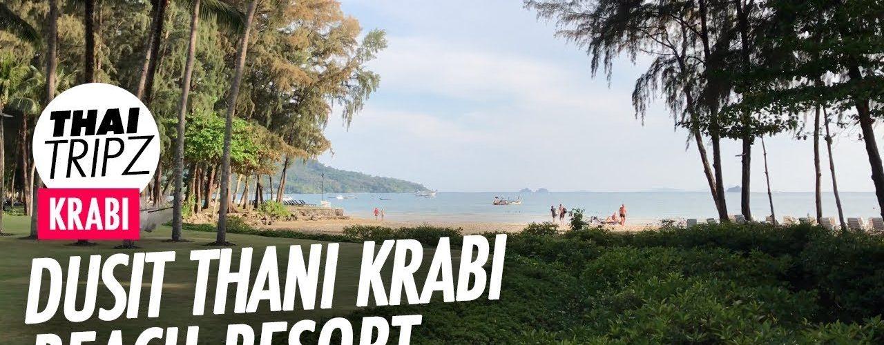 Dusit Thani Krabi Beach Resort,Thailand