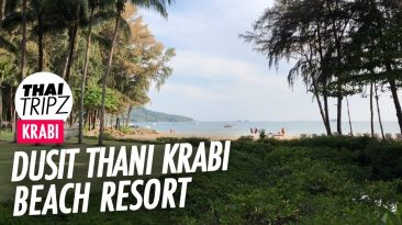 Dusit Thani Krabi Beach Resort,Thailand