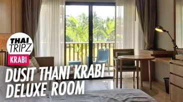 Dusit Thani Krabi, Deluxe Room, Thailand