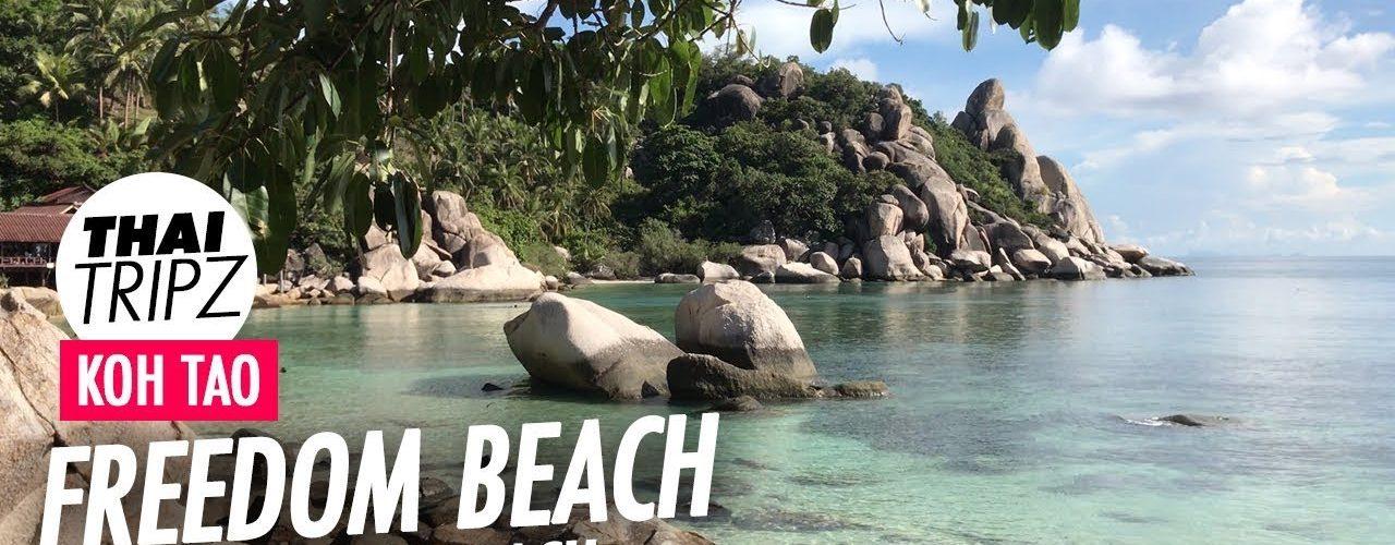 Freedom Beach, Taa Toh Yai Beach, Koh Tao, Thailand