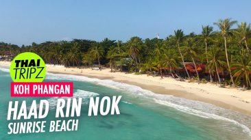 Haad Rin Nok Beach, Koh Phangan, Thailand - THAITRIPZ