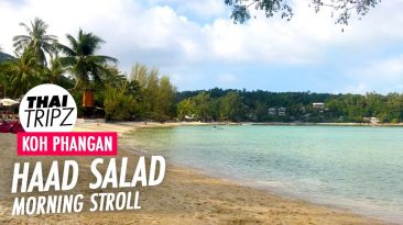 Haad Salad Beach, Koh Phangan, Thailand - THAITRIPZ