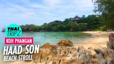 Haad Son Beach, Koh Phangan, Thailand - THAITRIPZ