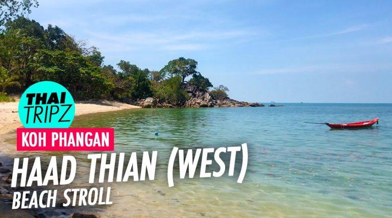 Haad Thian Beach (west), Thailand - THAITRIPZ