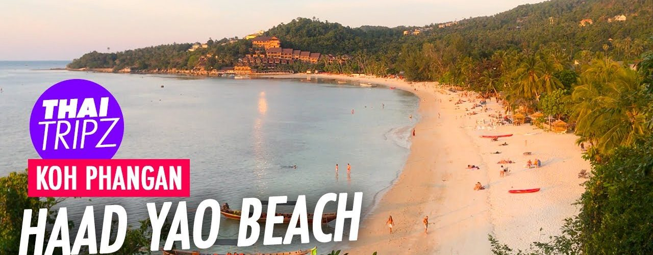 Haad Yao Beach (west), Koh Phangan, Thailand - THAITRIPZ