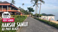 Hansar Samui, Room 1104, Koh Samui, Thailand