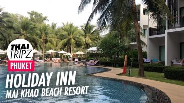 Holiday Inn Phuket Mai Khao Beach Resort, Walk around