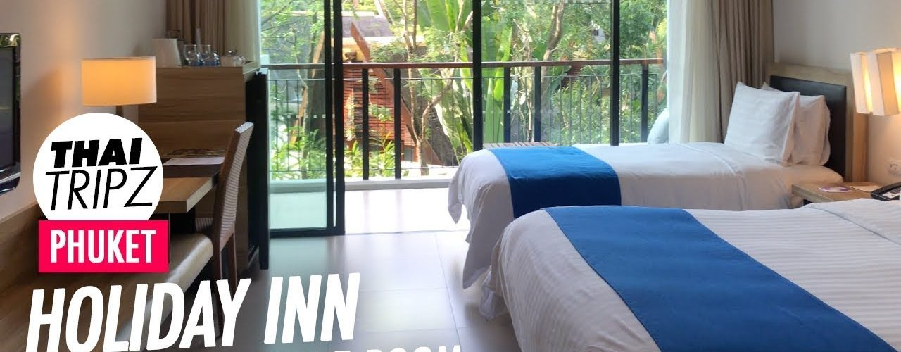 Holiday Inn Resort, Mai Khao Beach, Deluxe Room, Phuket, Thailand