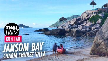 Jansom Bay (Charm Churee Villa), Koh Tao, Thailand