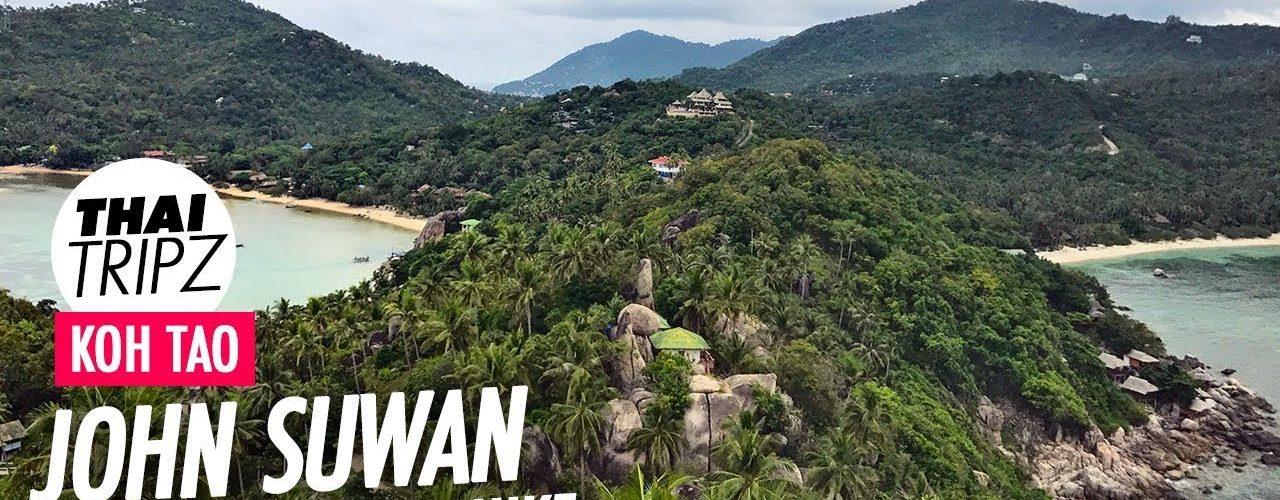 John Suwan Viewpoint, Koh Tao, Thailand