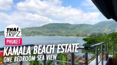 Kamala Beach Estate, 1-bedroom Sea View, Phuket, Thailand