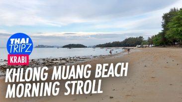Khlong Muang Beach, Krabi, Thailand