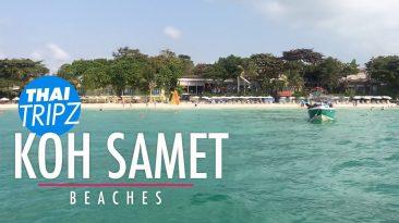 Koh Samet Beaches - THAITRIPZ
