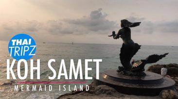 Koh Samet - Mermaid Island - Thailand - THAITRIPZ