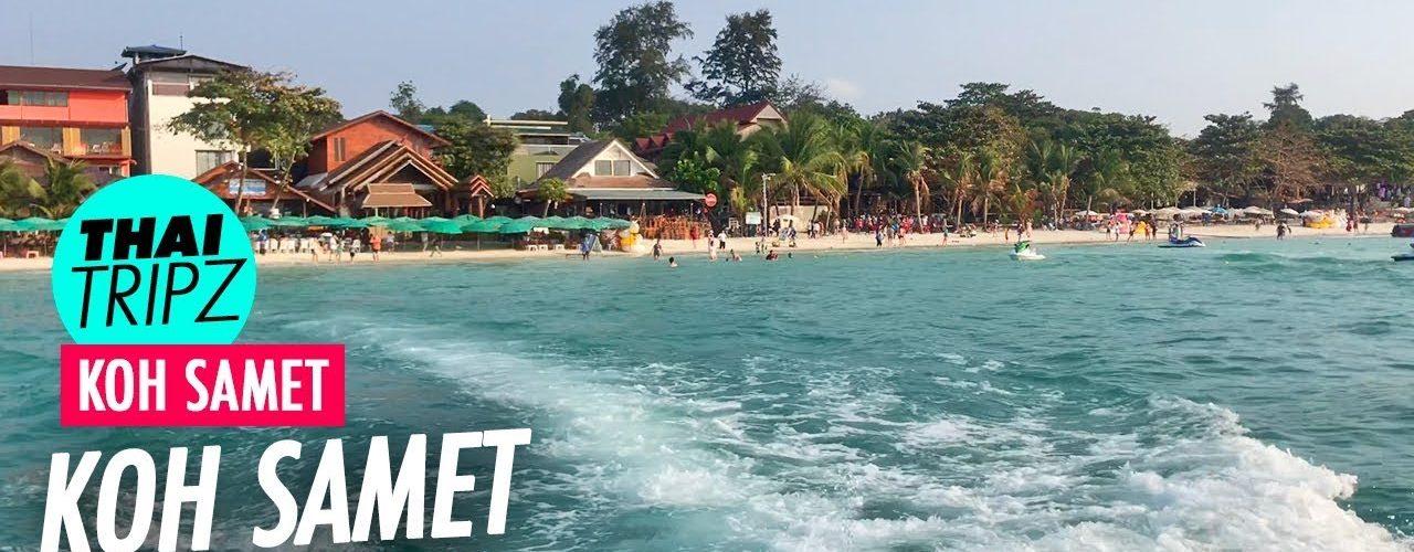 Koh Samet Speedboat Tour, Thailand