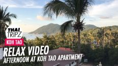 Koh Tao Apartment, Afternoon View, Thailand