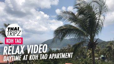 Koh Tao Apartment, Daytime View, Thailand
