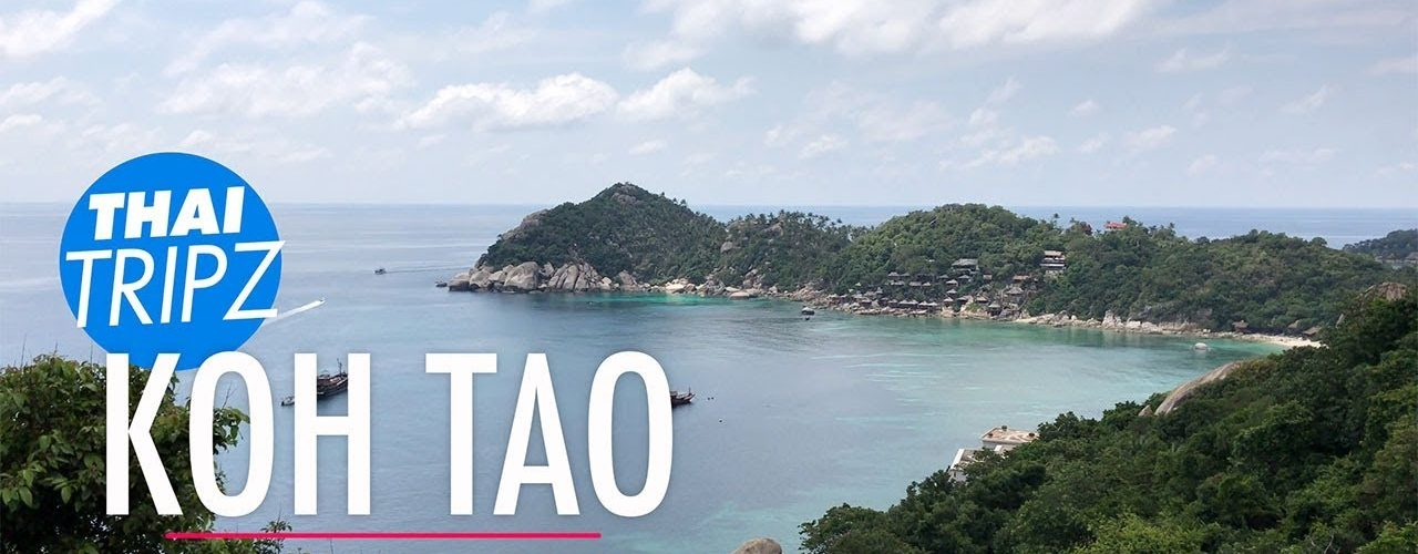 Koh Tao Beaches, Resorts & Viewpoints
