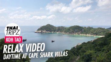 Koh Tao Daytime View, Cape Shark Villas, Thailand